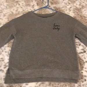 Homebody Super Soft Sweatshirt